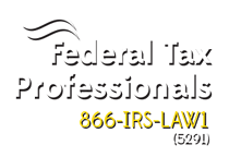 Federal Tax Professionals Logo